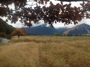 Hiking Glenorchy